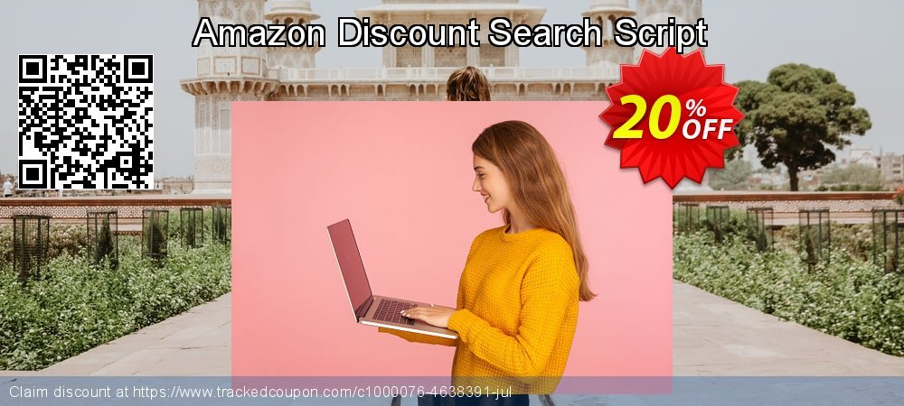 Amazon Discount Search Script coupon on US Independence Day promotions