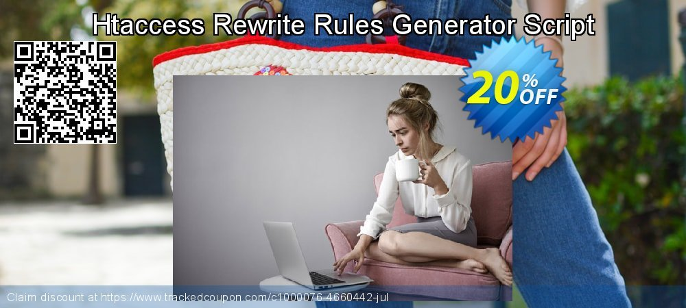 Htaccess Rewrite Rules Generator Script coupon on Easter super sale