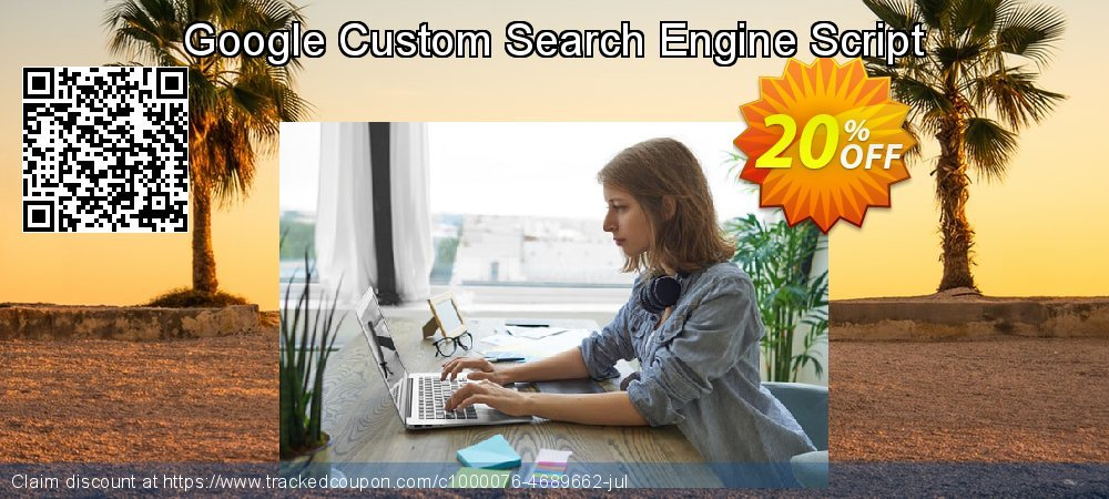 Google Custom Search Engine Script coupon on Easter discount