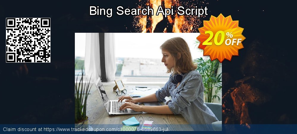 Bing Search Api Script coupon on Mothers Day offering sales