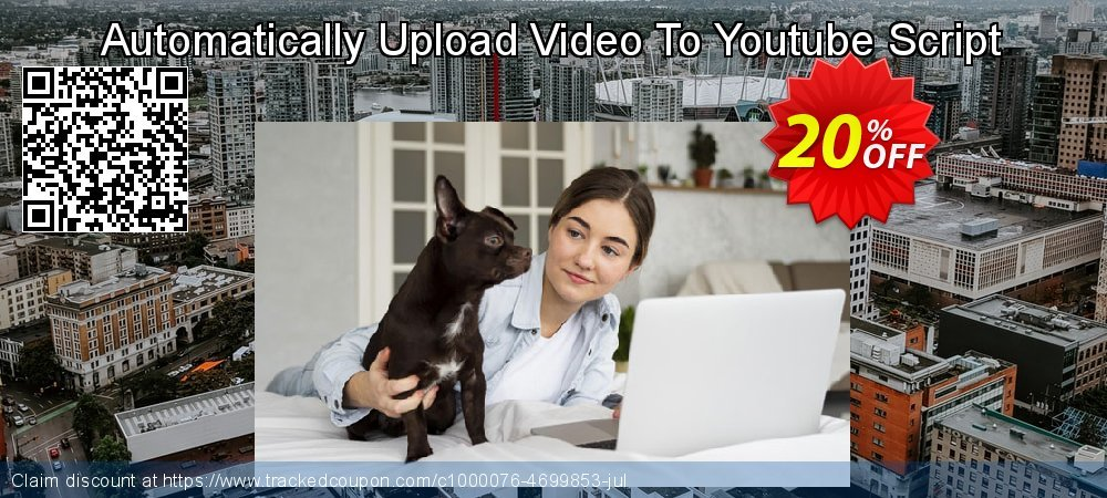 Automatically Upload Video To Youtube Script coupon on Easter Sunday super sale