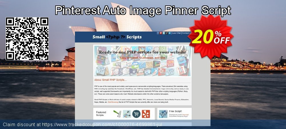 Pinterest Auto Image Pinner Script coupon on Easter Sunday offering sales
