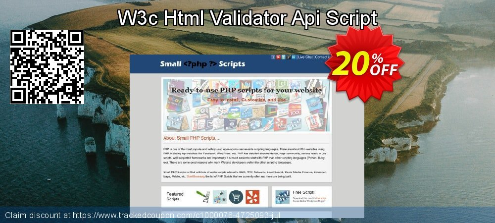 W3c Html Validator Api Script coupon on Easter Sunday deals