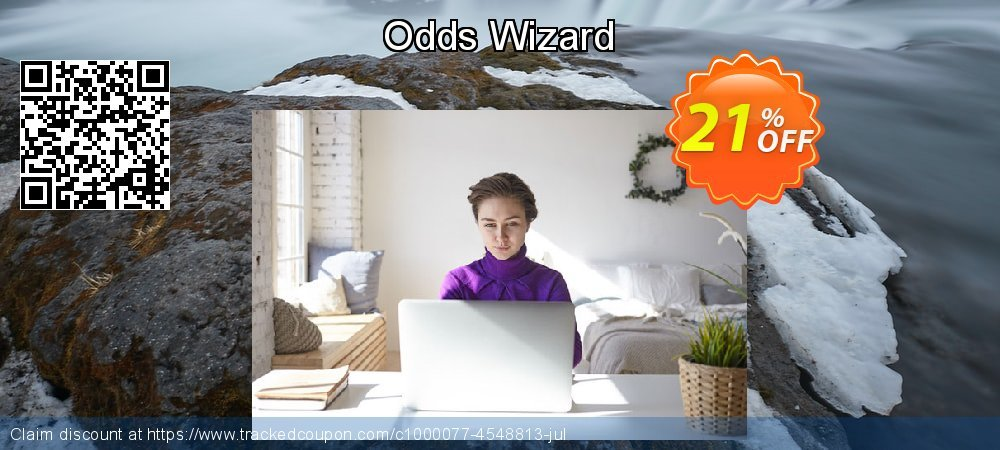 Odds Wizard coupon on Easter Sunday offering sales