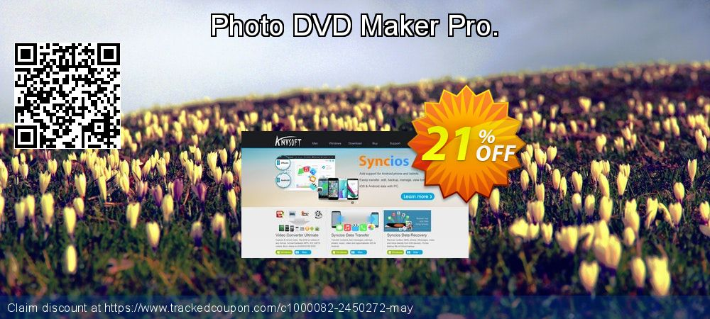 Photo DVD Maker Pro. coupon on Valentines Day discount