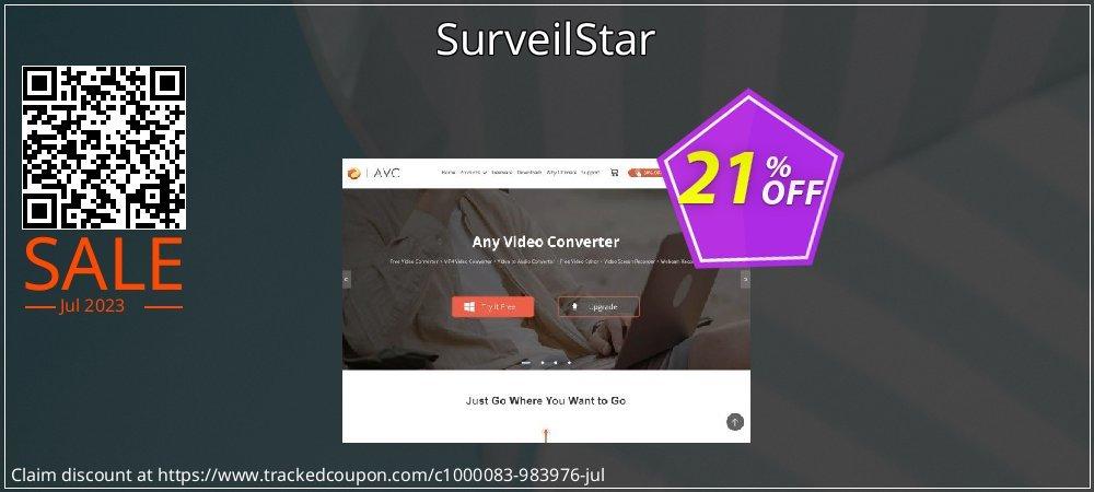 Get 20% OFF SurveilStar promotions