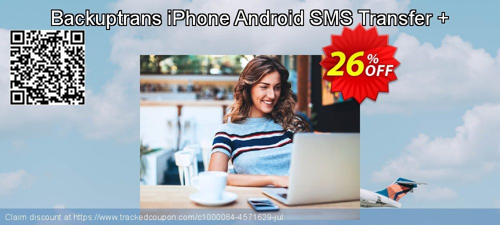 Backuptrans iPhone Android SMS Transfer + coupon on Easter Sunday offering discount
