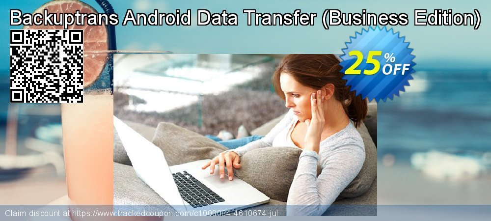 Backuptrans Android Data Transfer - Business Edition  coupon on Xmas Day super sale