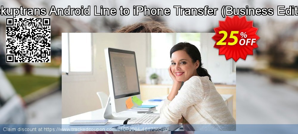 Backuptrans Android Line to iPhone Transfer - Business Edition  coupon on Easter Sunday sales