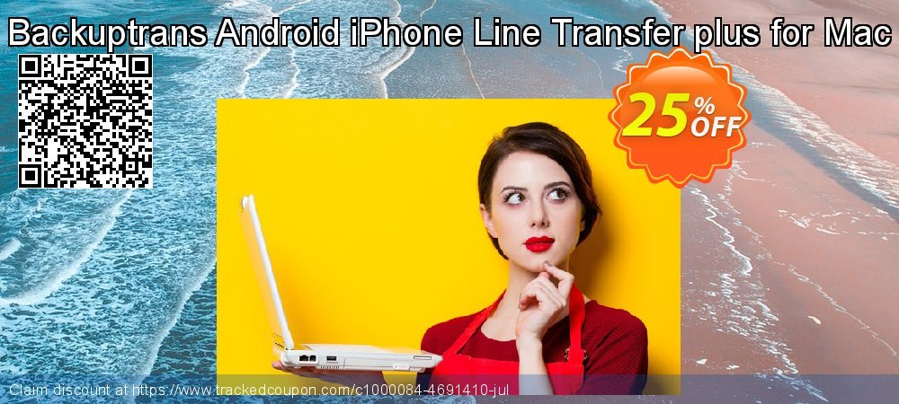 Backuptrans Android iPhone Line Transfer plus for Mac coupon on Video Game Day discounts