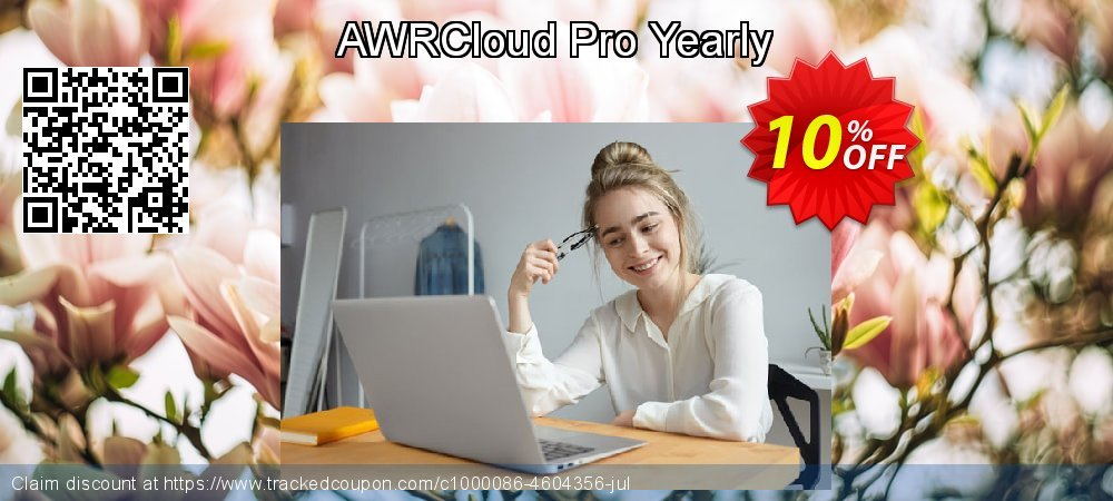 AWRCloud Pro Yearly coupon on World Population Day discount