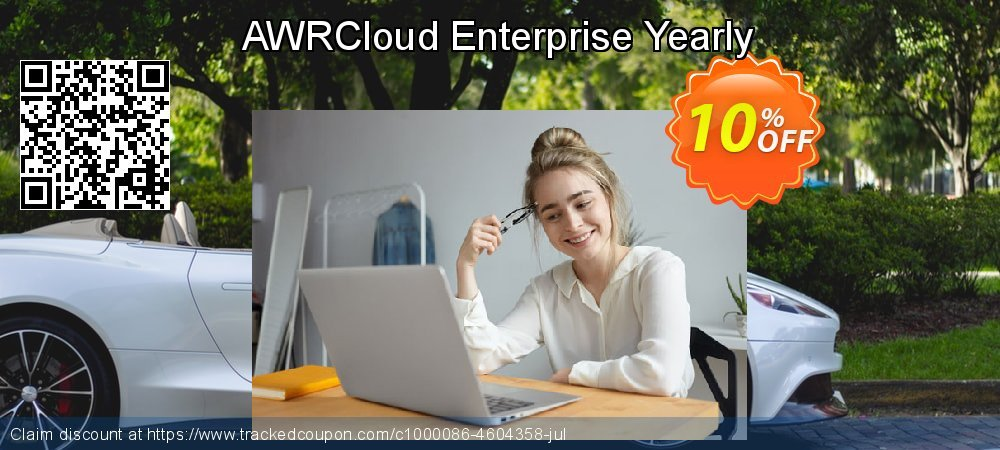 AWRCloud Enterprise Yearly coupon on Tattoo Day offering sales