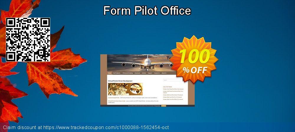 Get 100% OFF Form Pilot Office deals