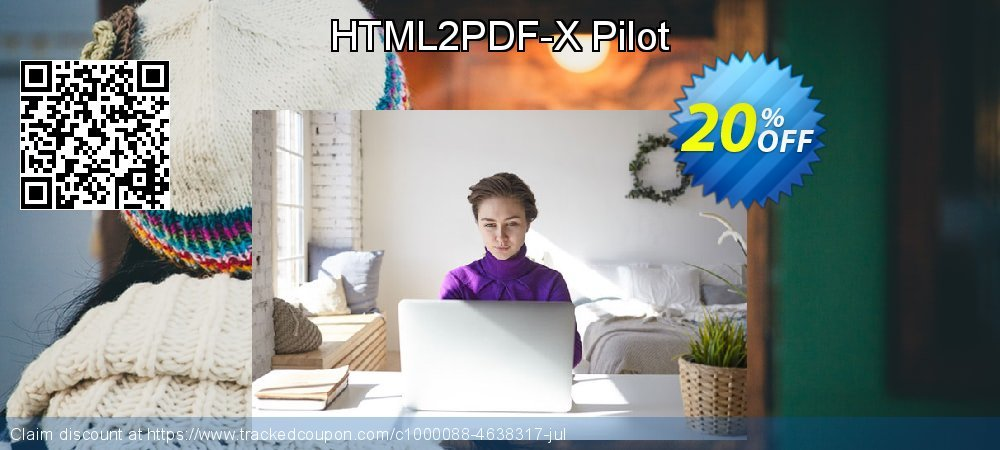 HTML2PDF-X Pilot coupon on Easter Sunday super sale