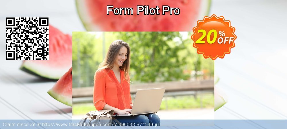 Form Pilot Pro coupon on Easter Sunday offering sales