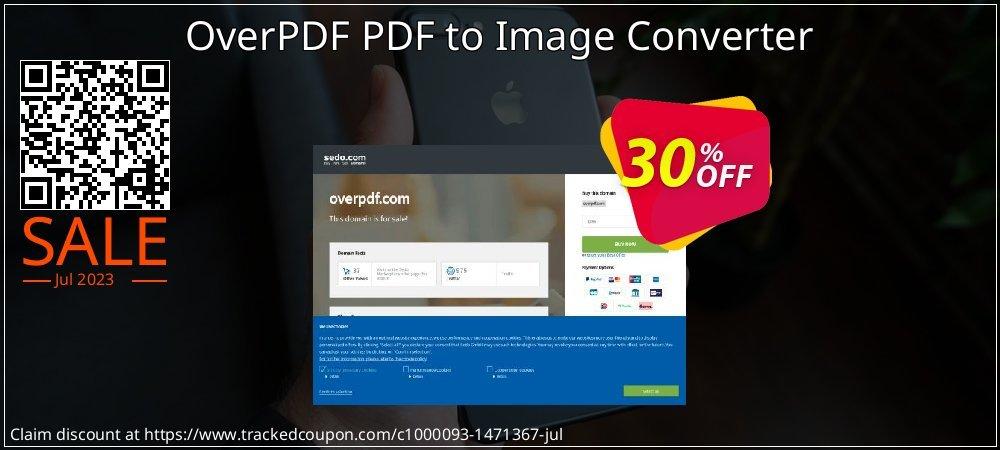 OverPDF PDF to Image Converter coupon on Emoji Day offer