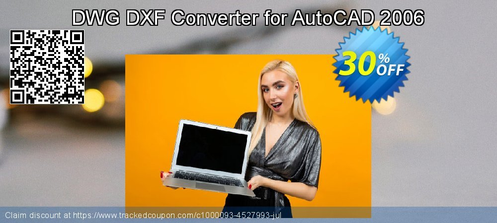 DWG DXF Converter for AutoCAD 2006 coupon on Parents' Day discount