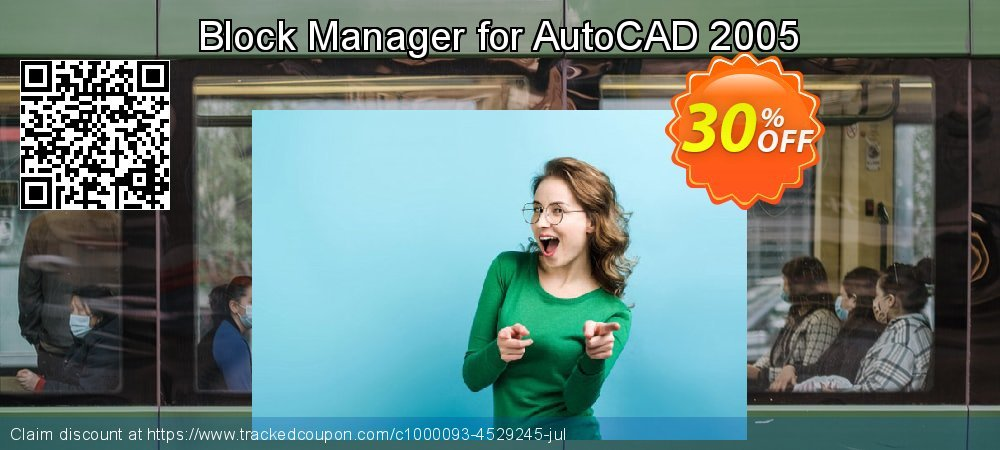 Block Manager for AutoCAD 2005 coupon on World Chocolate Day offering discount