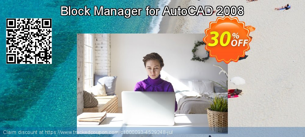 Block Manager for AutoCAD 2008 coupon on Eid al-Adha discounts