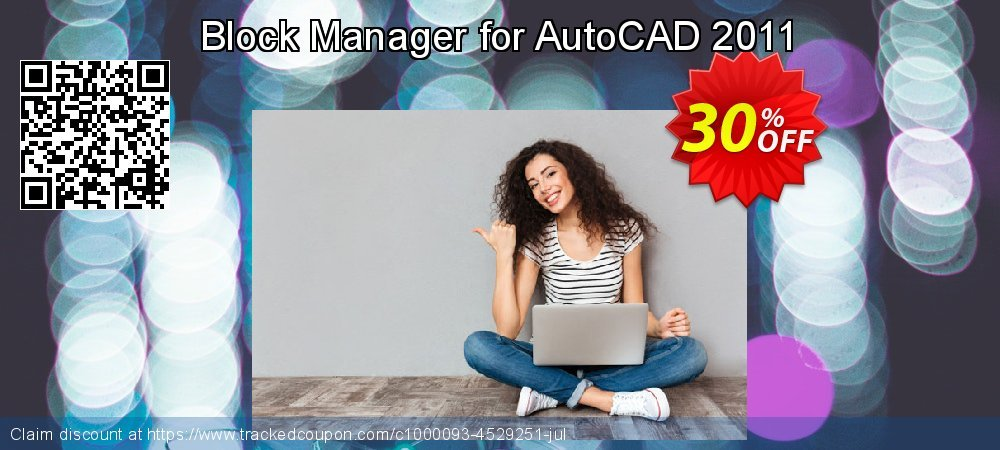 Block Manager for AutoCAD 2011 coupon on Nude Day deals