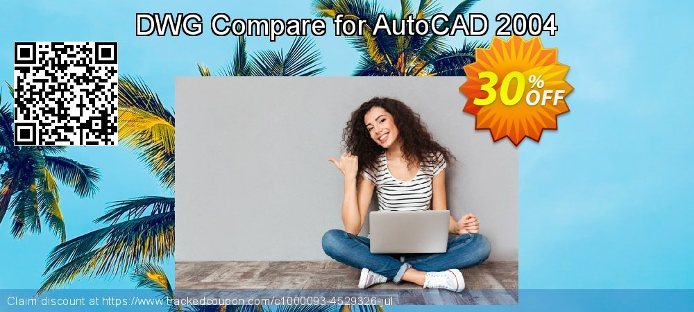 DWG Compare for AutoCAD 2004 coupon on Eid al-Adha offering discount