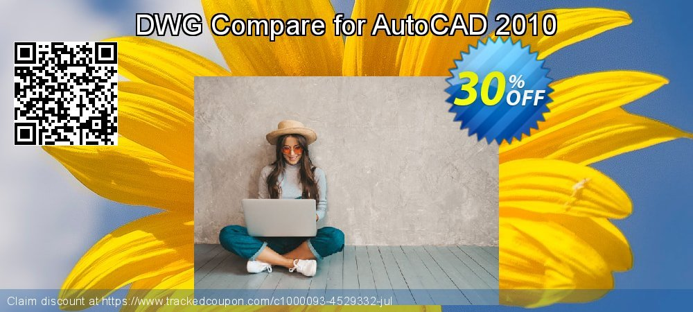 Get 30% OFF DWG Compare for AutoCAD 2010 promo sales