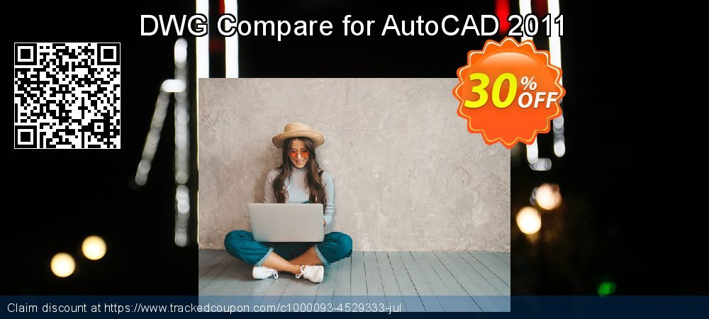 DWG Compare for AutoCAD 2011 coupon on New Year's Day offering sales