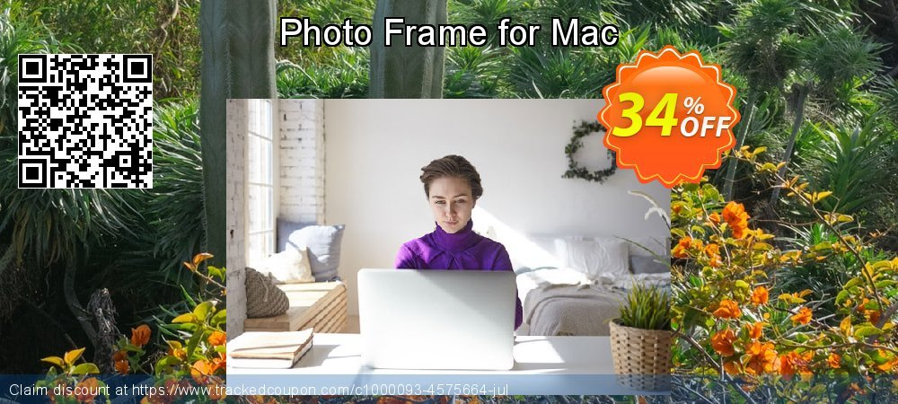 Photo Frame for Mac coupon on Parents' Day deals
