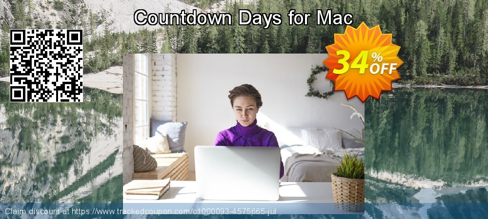 Get 30% OFF Countdown Days for Mac offering sales