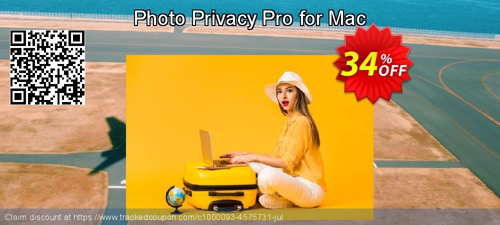 Photo Privacy Pro for Mac coupon on National Bikini Day offering sales