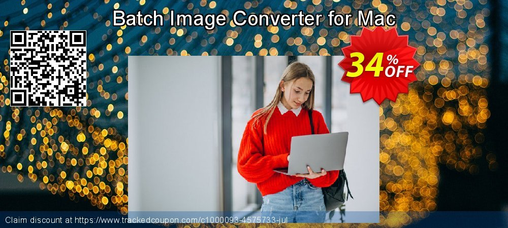 Batch Image Converter for Mac coupon on World Chocolate Day discounts