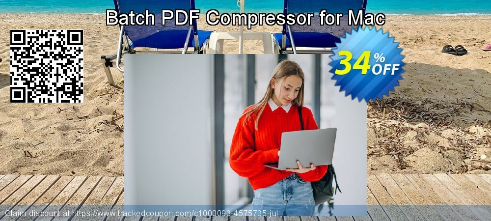 Batch PDF Compressor for Mac coupon on World UFO Day sales