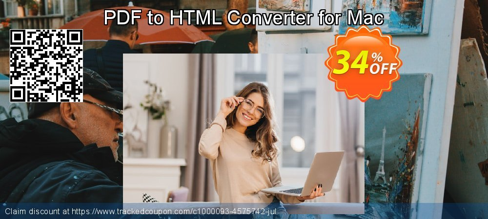 PDF to HTML Converter for Mac coupon on Parents' Day discounts