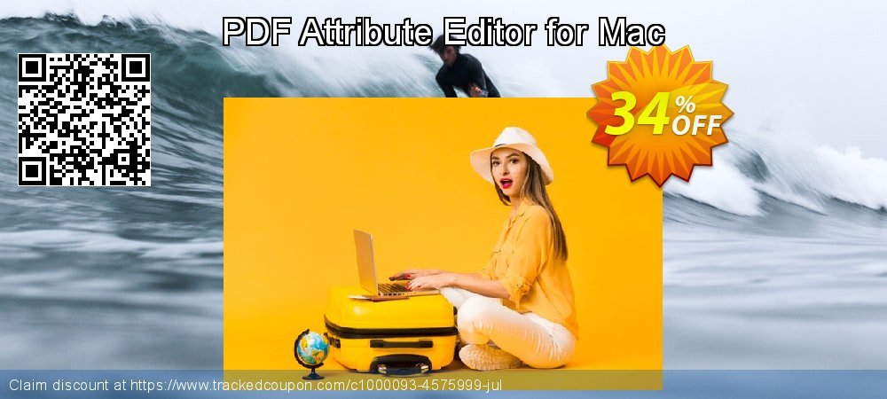 PDF Attribute Editor for Mac coupon on Nude Day discount