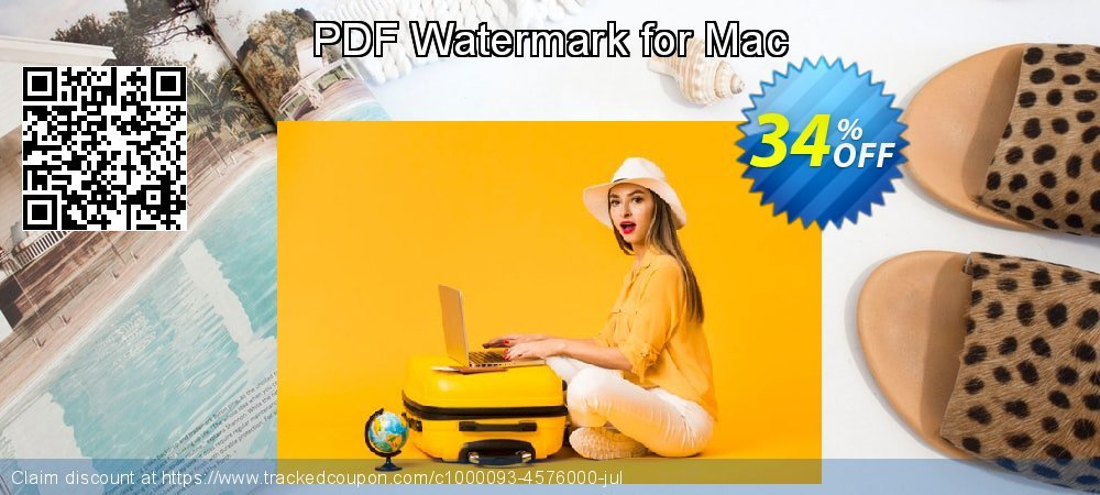 PDF Watermark for Mac coupon on Tattoo Day offering discount