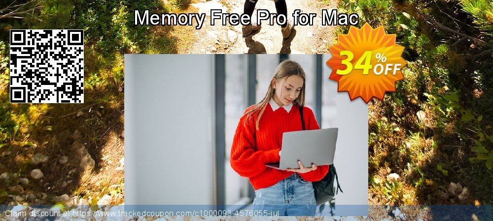 Memory Free Pro for Mac coupon on Summer offering sales