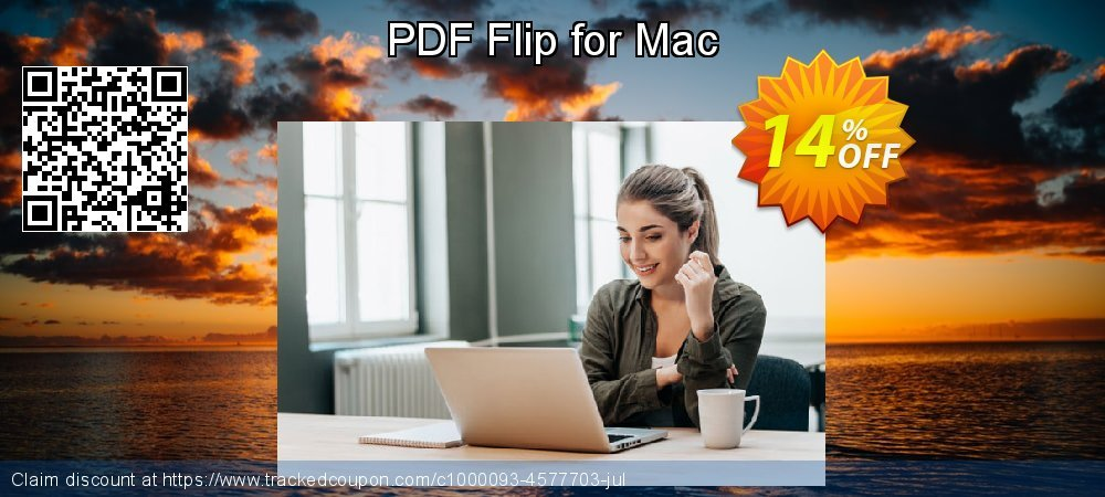 Get 10% OFF PDF Flip for Mac discount