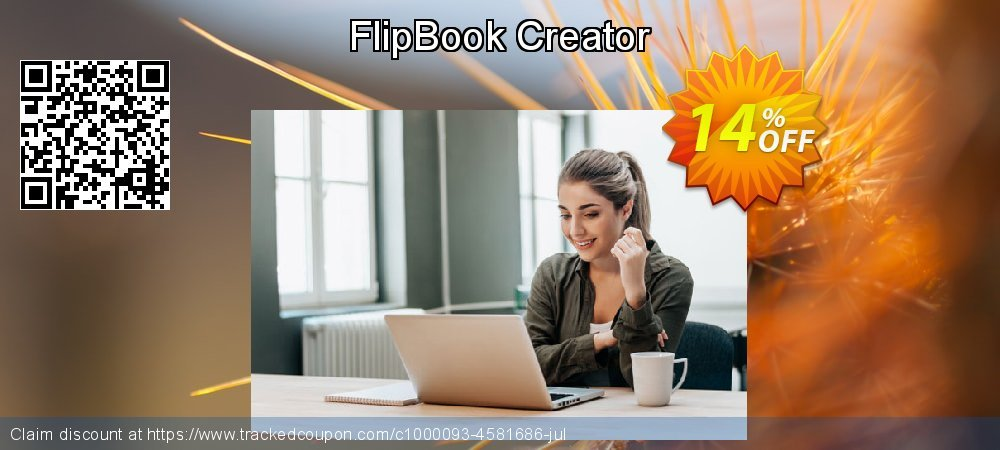 FlipBook Creator coupon on Mid-year deals