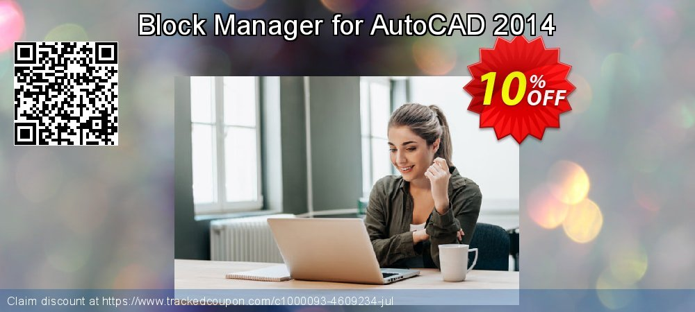 Block Manager for AutoCAD 2014 coupon on World Chocolate Day deals
