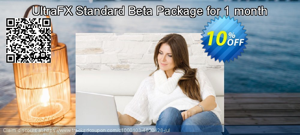 Get 10% OFF Standard Beta Package for 1 month offering sales