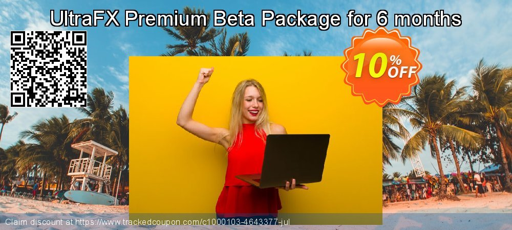Get 10% OFF Premium Beta Package for 6 months offering sales