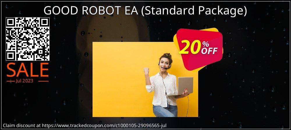 Get 20% OFF GOOD ROBOT EA (Standard Package) deals
