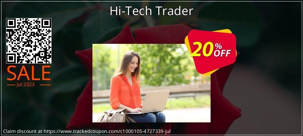 Hi-Tech Trader coupon on Eid al-Adha offer