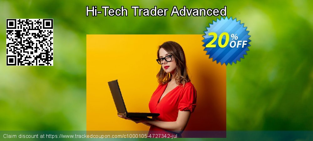 Hi-Tech Trader Advanced coupon on Nude Day offering sales