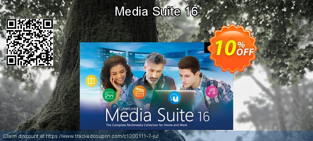 Media Suite 16 coupon on Natl. Doctors' Day discount