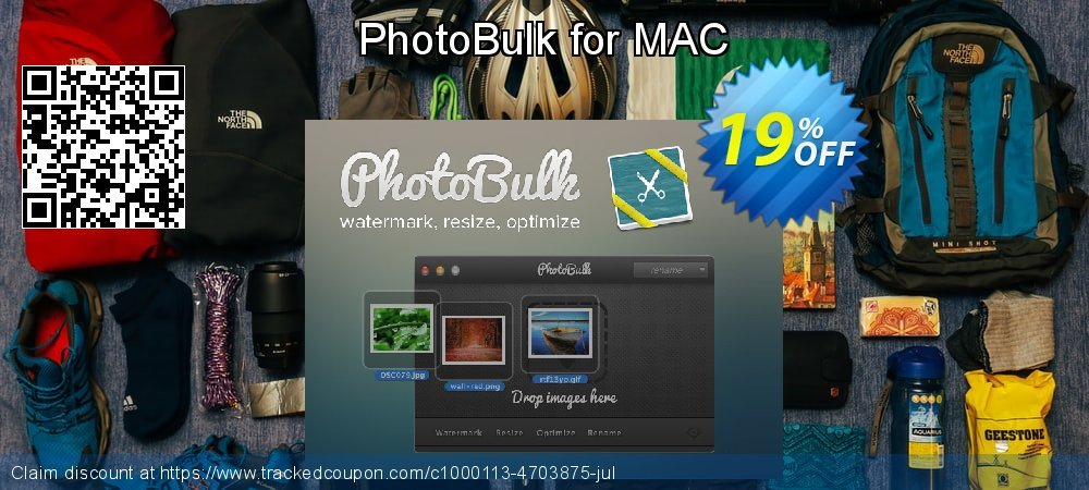 Get 10% OFF PhotoBulk offering sales