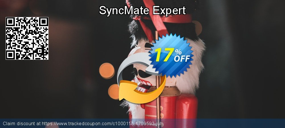 Get 25% OFF SyncMate Expert offering sales