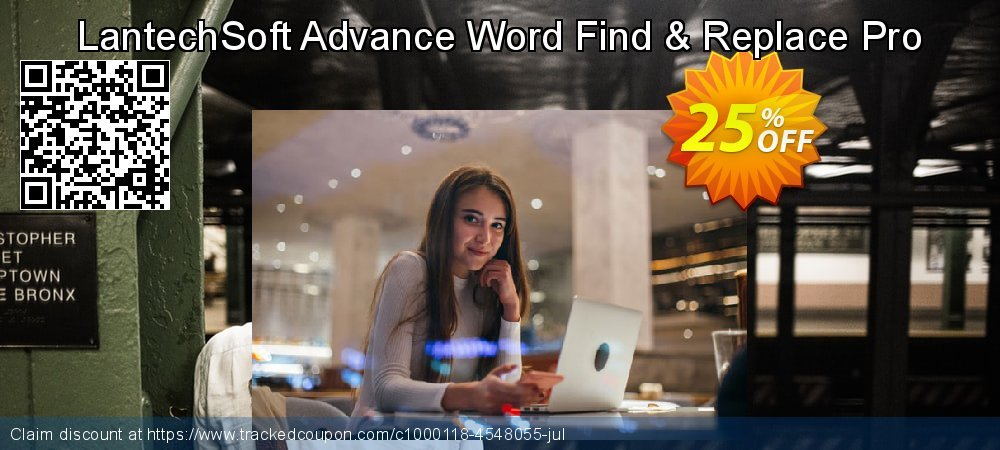 Get 10% OFF Advance Word Find & Replace Pro offering sales