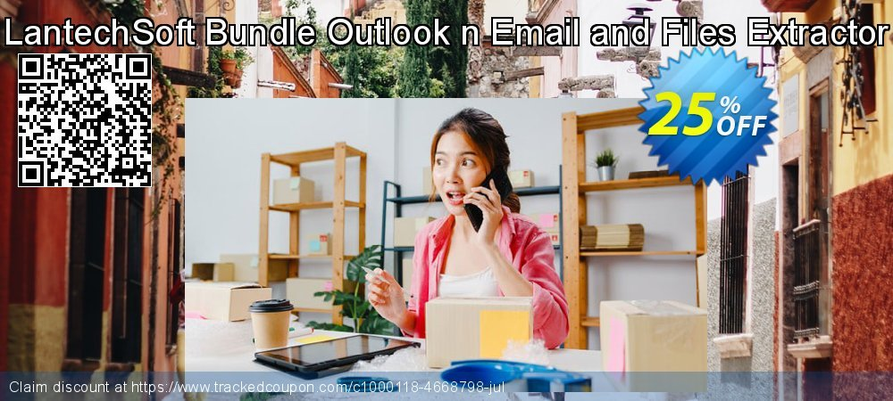 Get 10% OFF Bundle Outlook n Email and Files Extractor promo