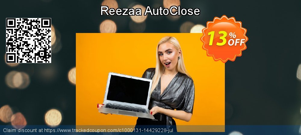 Get 10% OFF Reezaa AutoClose offering sales